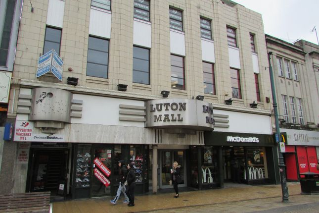 Thumbnail Retail premises to let in George Street, Luton