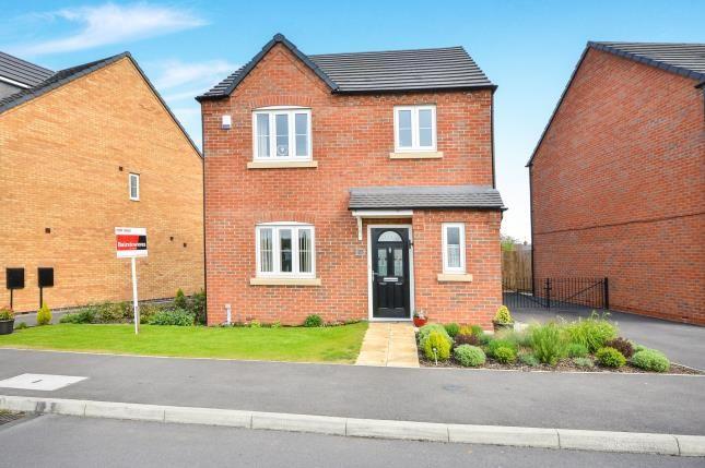 Thumbnail Detached house for sale in Webb Ellis Road, Kirkby In Ashfield, Nottinghamshire, England