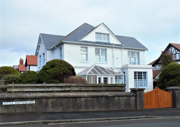 Thumbnail Detached house for sale in Kent Lodge, Little Switzerland, Douglas