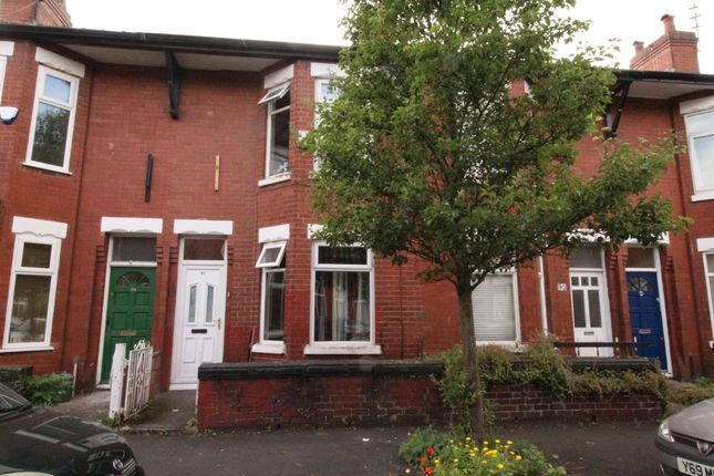 2 bed terraced house for sale in St. Ives Road, Rusholme, Manchester