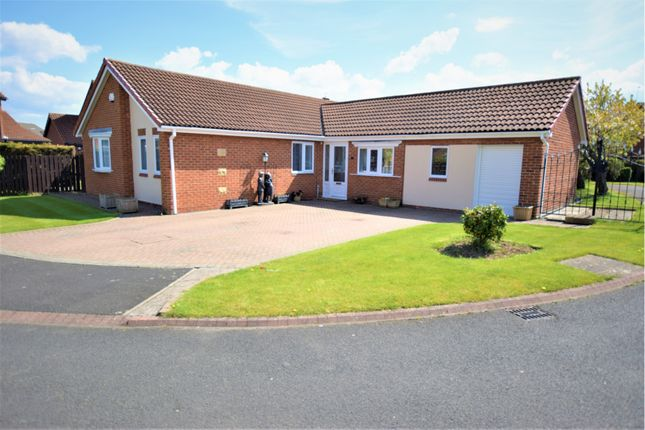 Thumbnail Detached bungalow for sale in Stoupe Grove, Redcar