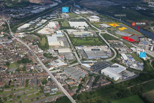 Thumbnail Light industrial for sale in Eclipse 136, Omega Drive, Manchester, Greater Manchester