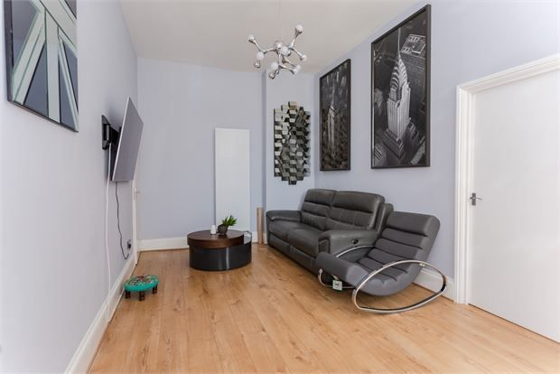 Reception of Cumberland Road, Acton, London W3