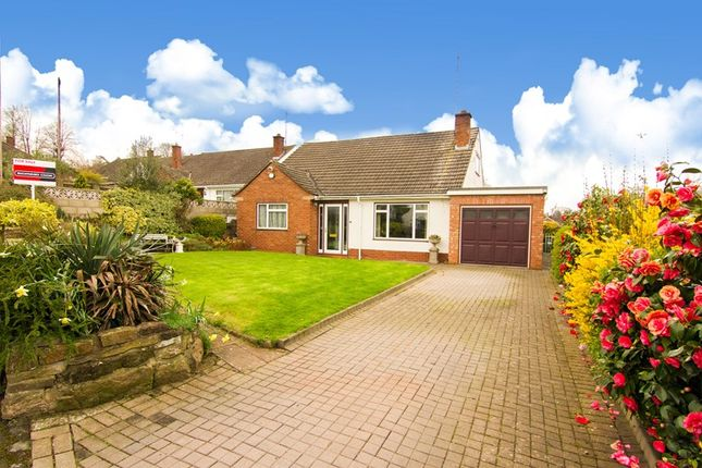 Thumbnail Detached bungalow for sale in Princess Way, Merrivale, Ross-On-Wye