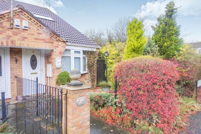 Thumbnail Bungalow to rent in Drybeck Walk, Cramlington