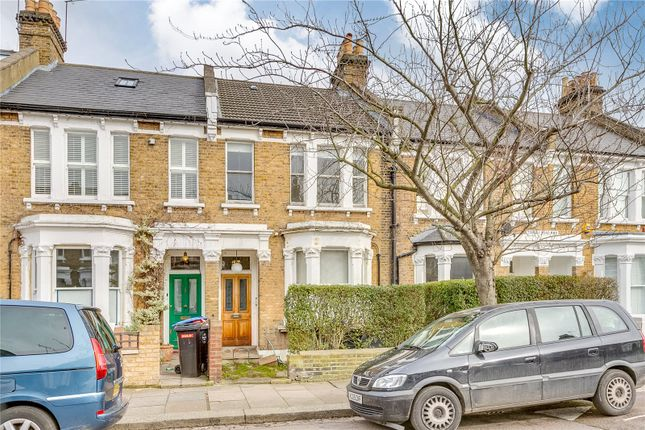 Thumbnail Terraced house for sale in Torbay Road, London