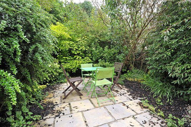 Garden of Castle Combe, Wiltshire SN14
