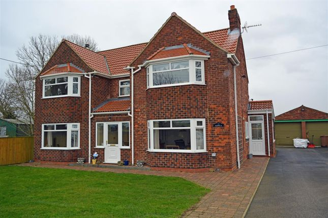 Thumbnail Detached house for sale in Carr Road, Ulceby