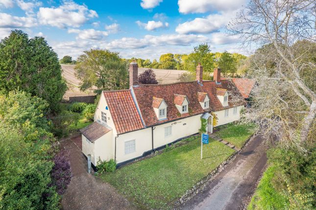 Thumbnail Detached house to rent in Mill Lane, Polstead, Colchester