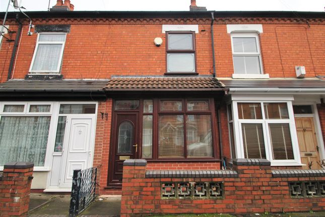 Thumbnail Terraced house for sale in Tenby Road, Moseley, Birmingham