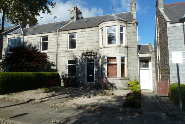 Thumbnail Flat to rent in Desswood Place, Aberdeen AB15,