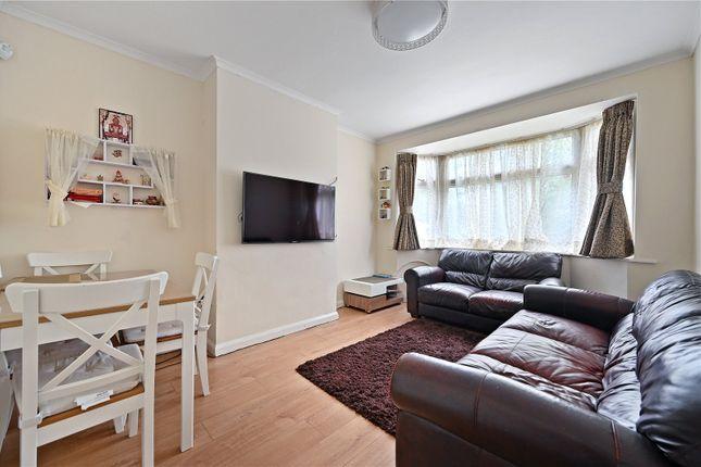 Thumbnail Maisonette to rent in Methuen Close, Edgware, Harrow, Greater London