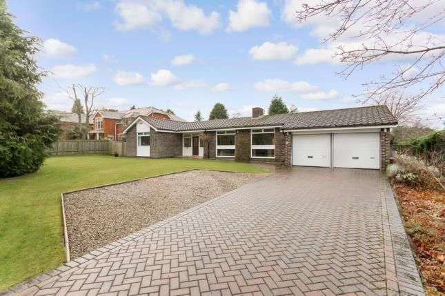 Thumbnail Bungalow for sale in Whinfell Road, Ponteland, Newcastle Upon Tyne, Northumberland