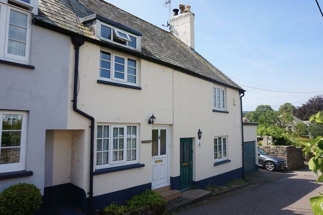 Thumbnail End terrace house to rent in Sid Lane, Sidmouth