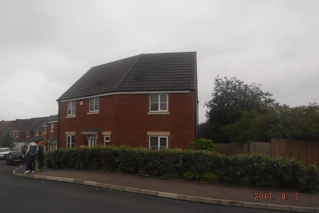 Thumbnail Detached house to rent in Booths Lane, Birmingham