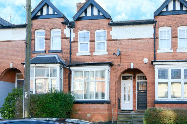 Thumbnail Terraced house for sale in Park Road, Bearwood, West Midlands
