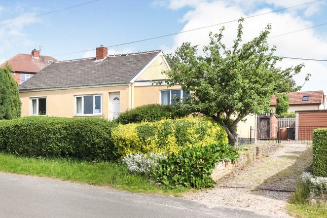 2 bed detached bungalow for sale in Doles Lane, Whitwell, Worksop S80