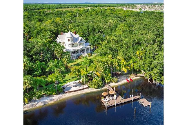 Thumbnail Property for sale in 2410 W Shell Point Rd, Ruskin, Fl, 33570