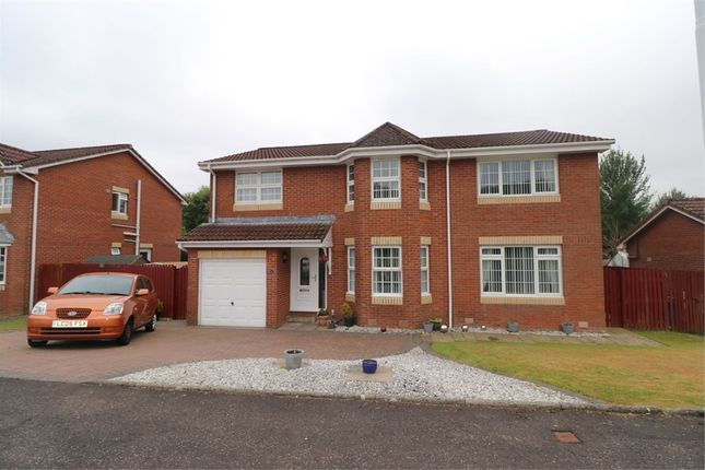 Thumbnail Detached house for sale in Formonthills Road, Glenrothes