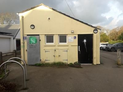 Photo 2 of Former Car Park Toilets, Rosewarne Road, Camborne, Cornwall TR14