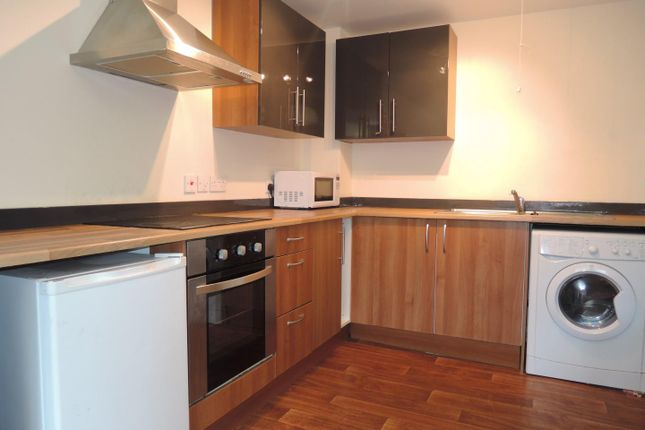 Thumbnail Property to rent in Shared Apartments, The Zip Buidling, Leicester