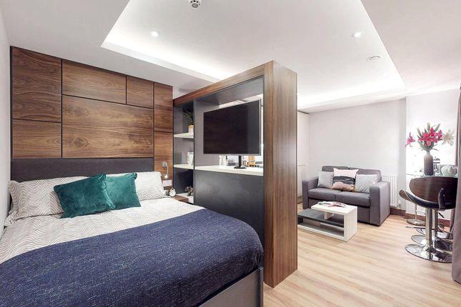 Studio to rent in Cookridge Street, Leeds, West Yorkshire LS2