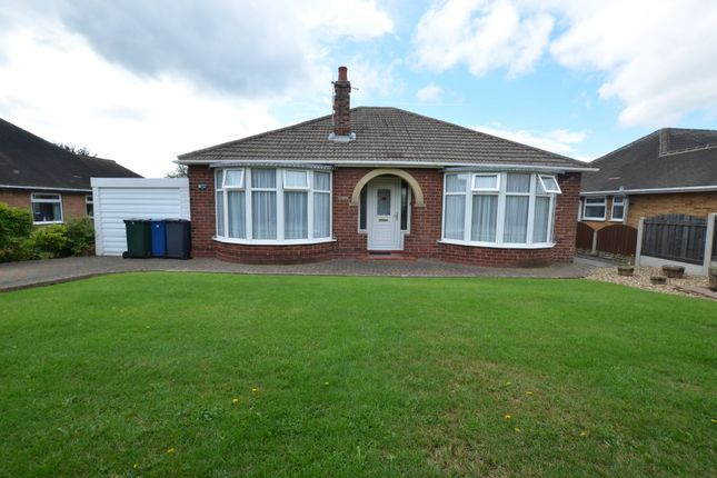 Thumbnail Detached bungalow for sale in Oakfield Walk, Barnsley
