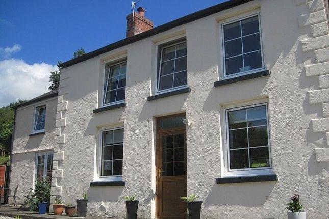 Thumbnail Detached house for sale in Heol Twrch, Lower Cwmtwrch, Swansea