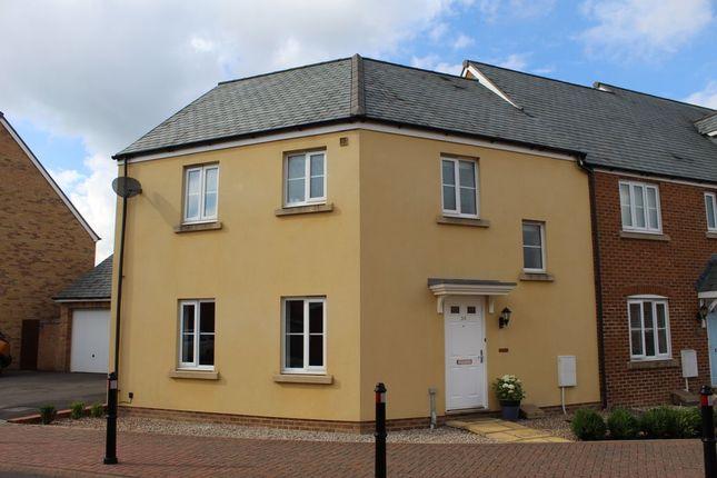 Thumbnail Semi-detached house to rent in Sparrow Street, Yarnbrook, Trowbridge