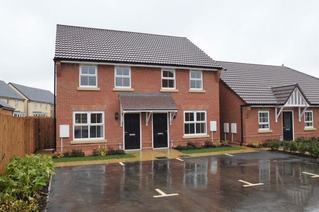2 bed semi-detached house for sale in Mahaddie Way, Warboys, Huntingdon