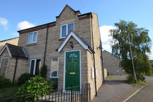 Thumbnail Semi-detached house to rent in Hayfield Way, Ackworth, Pontefract