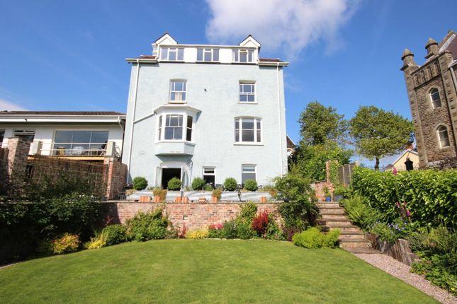Thumbnail Semi-detached house for sale in Crescent Road, Llandeilo, Carmarthenshire
