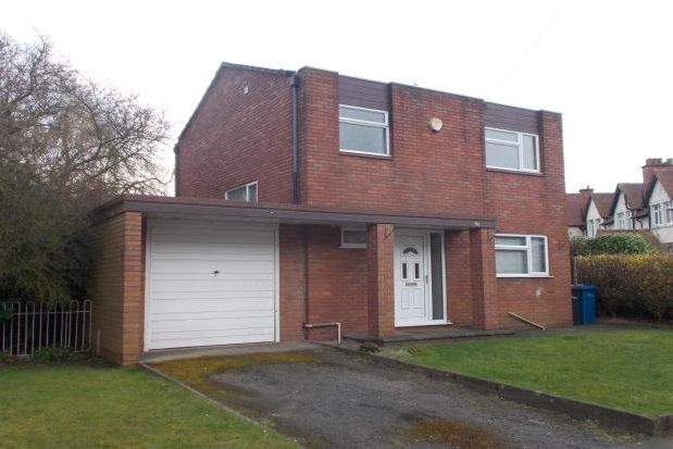 Thumbnail Detached house to rent in Lower Sandford Street, Lichfield