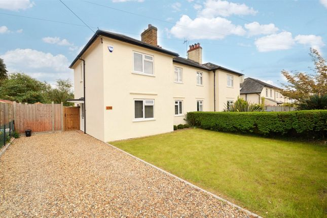 Thumbnail Semi-detached house to rent in Whyteladyes Lane, Cookham, Maidenhead, Berkshire