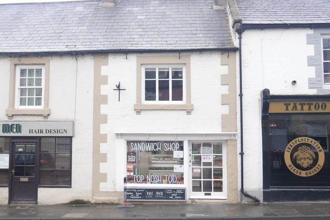 Thumbnail Restaurant/cafe for sale in Top Nosh Too, 8 Hencotes, Hexham