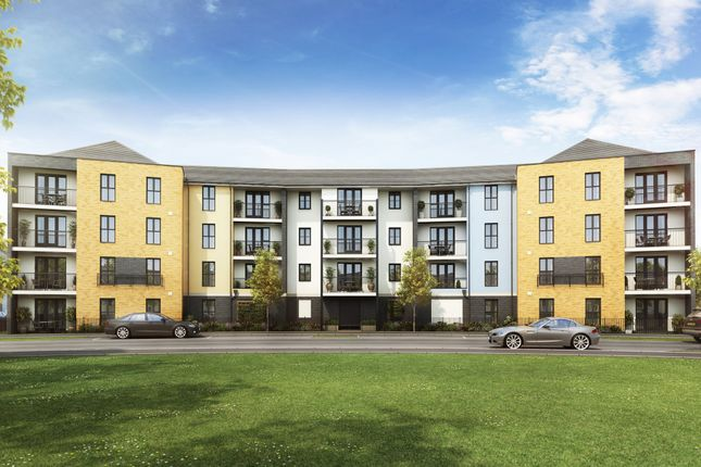 """Thumbnail Flat for sale in """"Olympus"""" at Gloucester Road, Patchway, Bristol"""