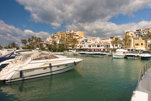 Cabopino Port of Spain, Málaga, Marbella, Cabopino