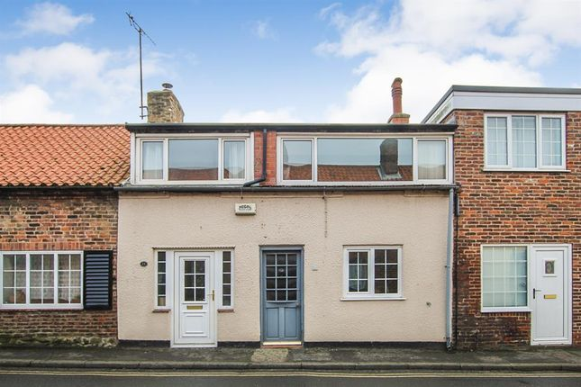 Thumbnail Terraced house for sale in Main Street, Sewerby, Bridlington