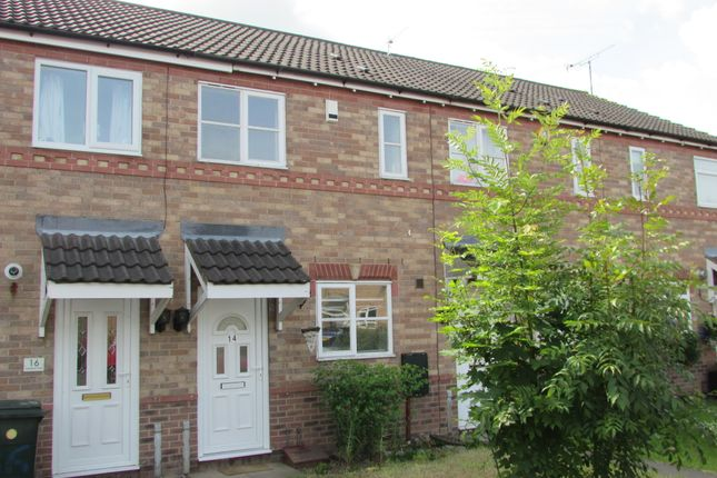 Thumbnail Terraced house to rent in Haydock Close, Coventry