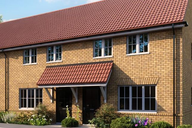 2 bed detached house for sale in Homefield, Cheddon Fitzpane, Taunton