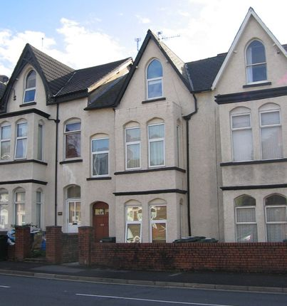 Thumbnail Flat to rent in 222 Chepstow Road, Newport
