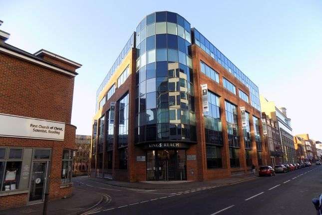 1 bed flat to rent in Kings Reach, Reading Centre