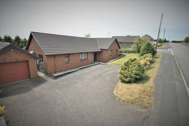 Thumbnail Detached bungalow for sale in Church Road, Gorslas, Llanelli