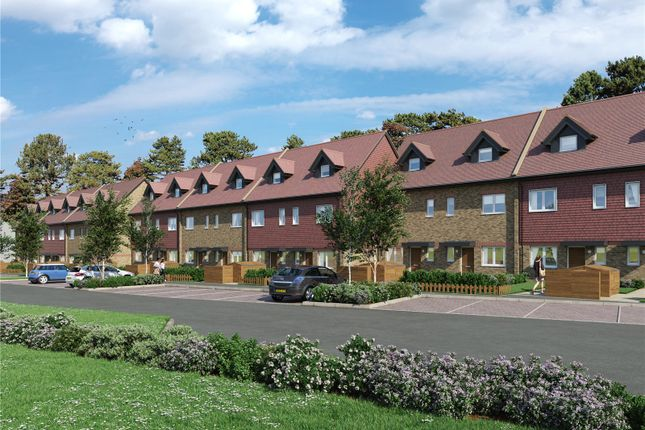 Thumbnail End terrace house for sale in College Grove, Christ's Hospital, Horsham, West Sussex