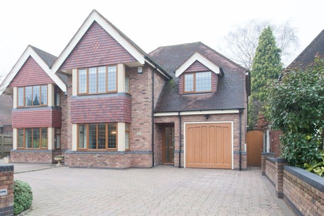Thumbnail Detached house for sale in Knighton Road, Sutton Coldfield