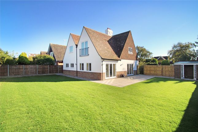Thumbnail Detached house for sale in Bushby Avenue, Rustington, Littlehampton