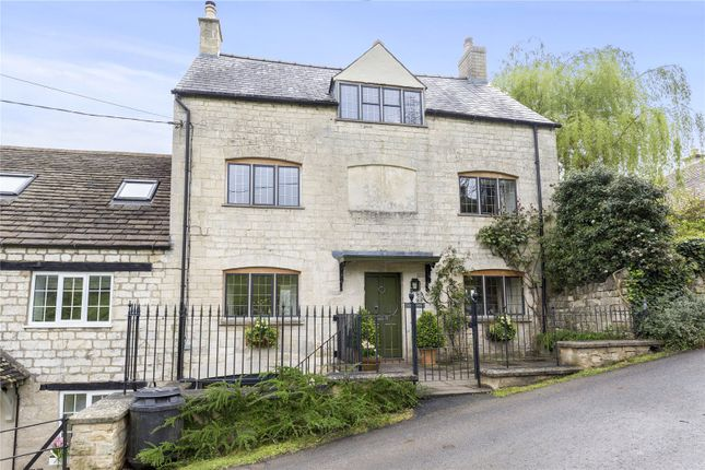 Thumbnail Semi-detached house for sale in Pitchcombe, Stroud, Gloucestershire