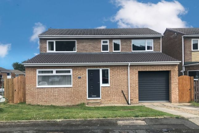 Thumbnail Detached house for sale in Lealholm Way, Guisborough