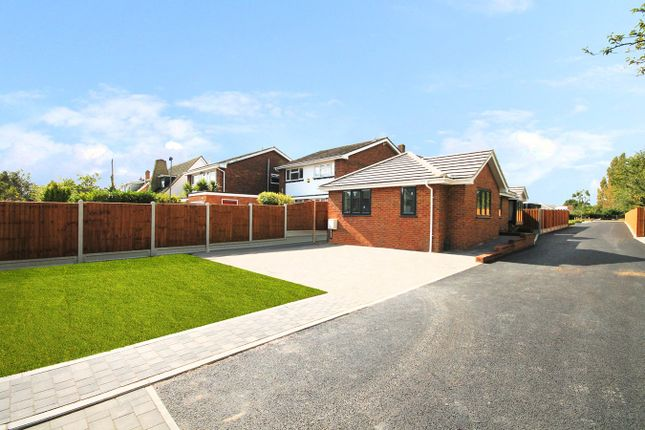 Thumbnail Detached bungalow for sale in Railway Mews, Laindon, Basildon