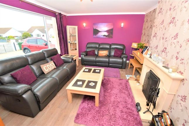 Lounge of Trelawney Avenue, Treskerby, Redruth TR15